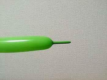 茎のバルーンアートの作り方_02